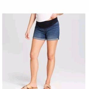 Ingrid & Isabel for Target Maternity Shorts Jeans